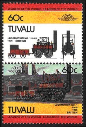 1804-2004 - 200th Anniversary of Trevithick's Penydarren | 294 x 434 jpeg 33kB